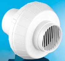 Канальный вентилятор вариант2