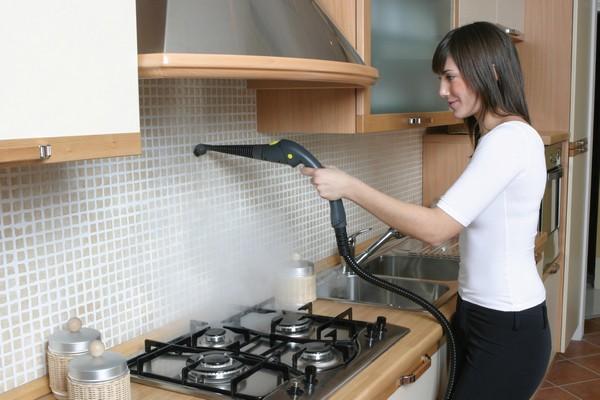 Применение парогенератора на кухне
