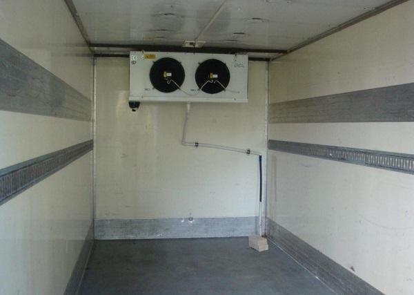 Морозильная камера - комната
