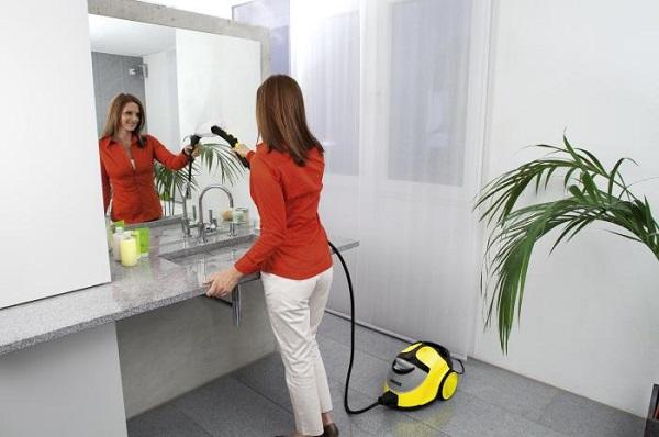 Парогенератор в ванной