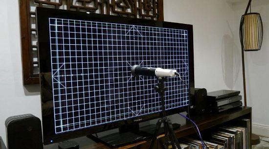 Калибровка проектора
