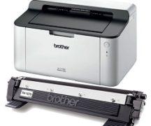 Принтер Brother с картриджем