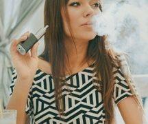 Курение ЭС