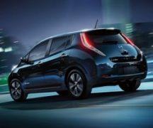Новый Nissan – Leaf