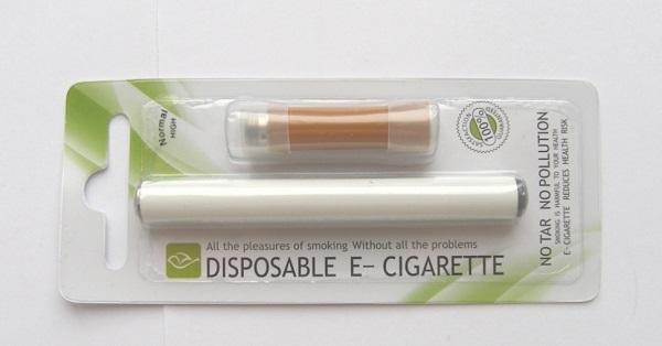 Одноразовая электронная сигарета-пробник