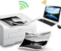 Подключение принтера к ноутбуку