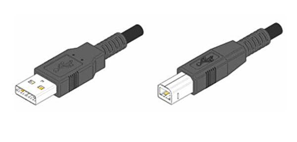 Разъемы кабеля USB