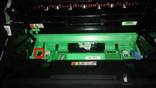 Драм-юнит в принтере