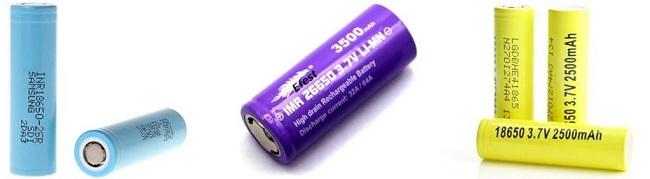 Аккумуляторной батареи (АКБ)