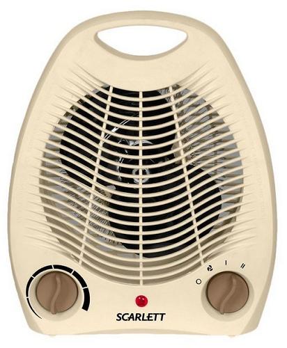 Вентилятор с металлическими лопастями