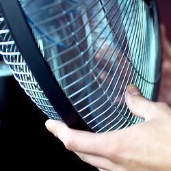 Сборка вентилятора своими руками