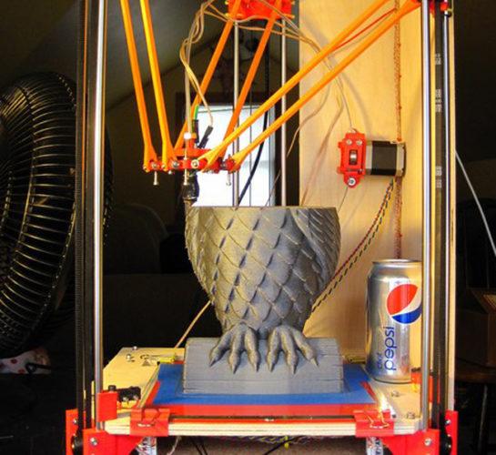Технология 3D печати LOM