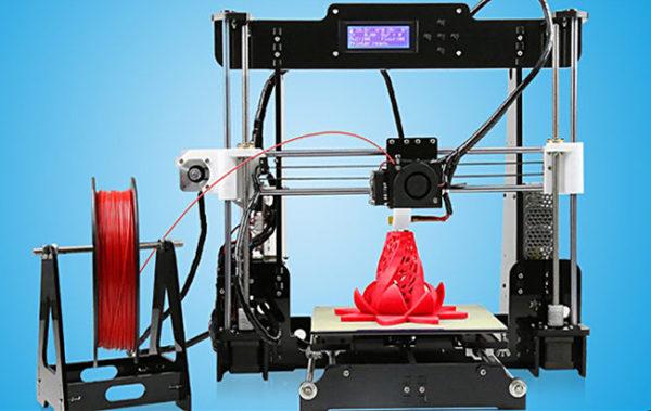 3D печать фотополимерами