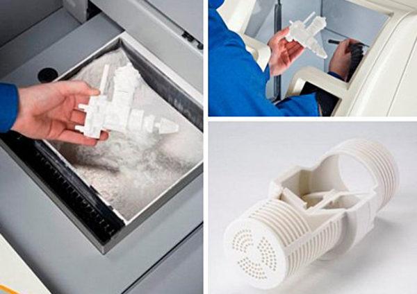 3D печать Polyjet