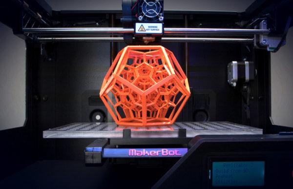 3D печать в цвете