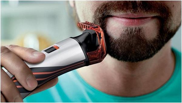 Триммер для стрижки бороды