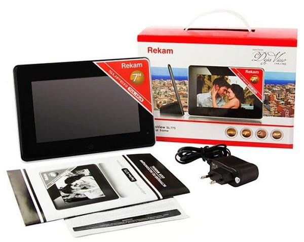 Rekam DejaView SL775 цифровая фоторамка