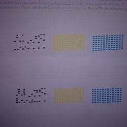 Что делать, если принтер перестал печатать черным цветом