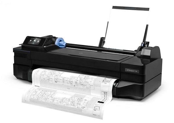 HP Designjet T120 610 мм