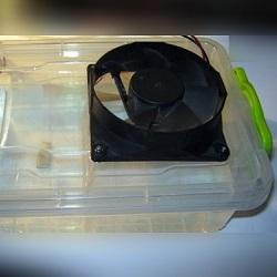 Самодельный воздухоочиститель для дома