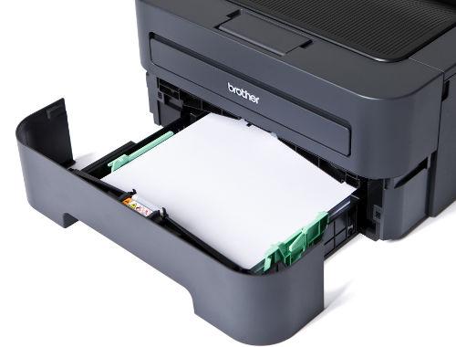 Лоток бумаги лазерного принтера