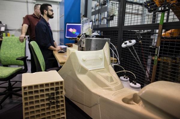 Процесс печати на 3D принтере