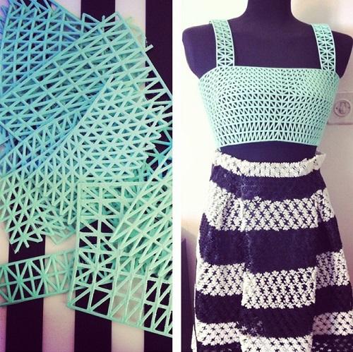 Одежда 3D