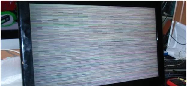 Горизонтальные разноцветные полосы