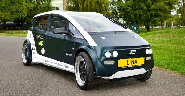 Автомобиль Lina