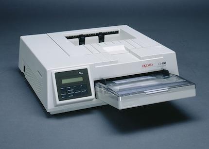 Первый светодиодный принтер