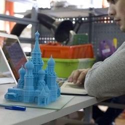3D-принтер: большой потенциал объемной печати