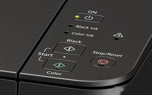 Функциональные кнопки принтера