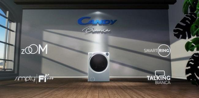 Стиральная машина Сandy Bianca