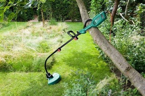Легкий триммер для травы