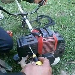 Особенности технического обслуживания триммера для травы
