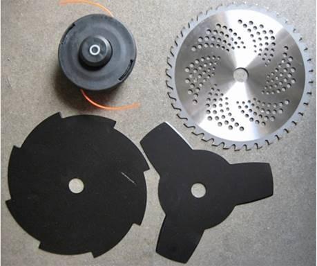 Ножи и диски для триммера