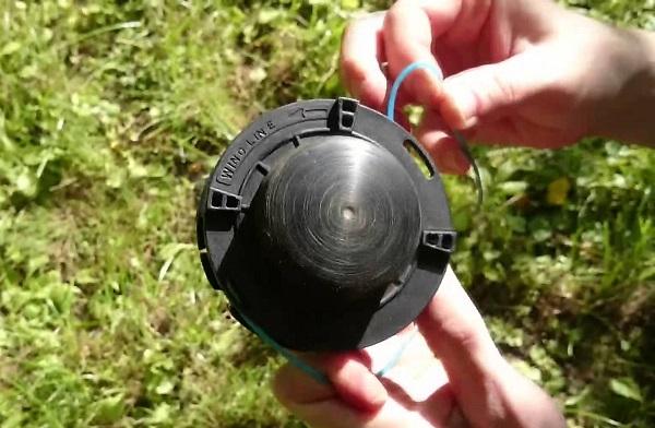 Катушка для триммера EFCO 8100