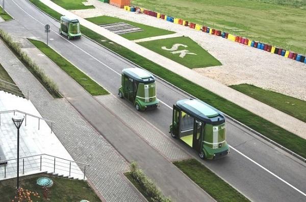 Автобусы для ЧМ