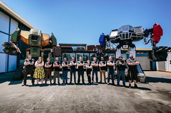 Роботы и команда