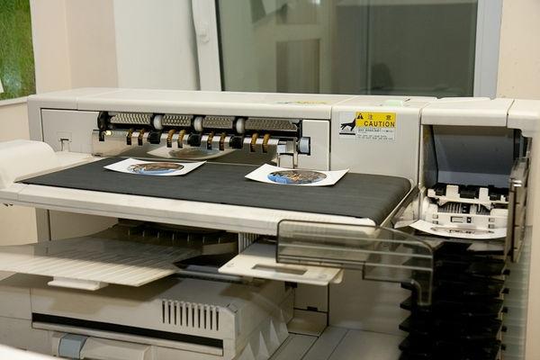 Комбайн для печати фотографий