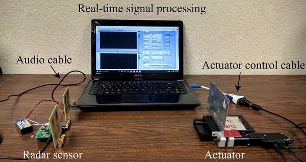 Сканер для идентификации