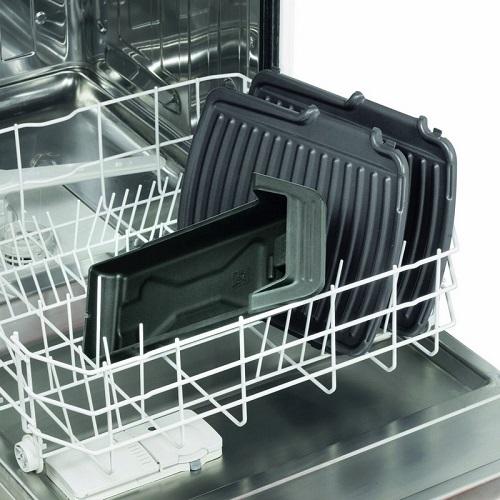 Съемные панели в посудомойке