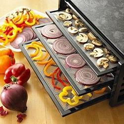 Как использовать дегидратор для овощей и фруктов