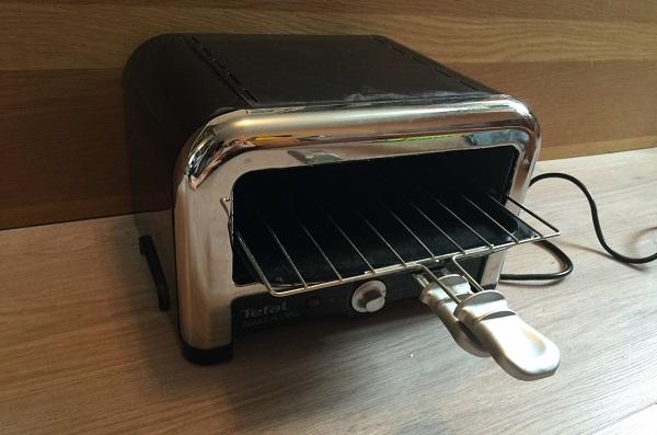 Горизонтальный тостер
