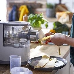 Новинка для любителей пасты – паста-машина Philips HR2332
