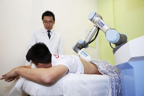 Робот-массажист