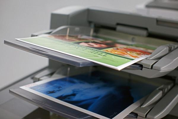 Отпечатанные листы