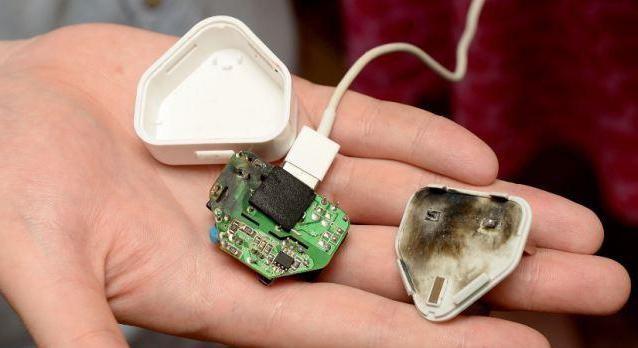 Как выбрать зарядное устройство для iPhone