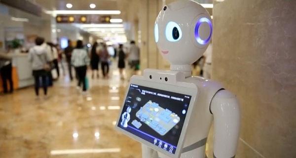 Китайский робот