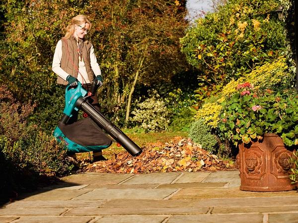 Воздуходувка для сада